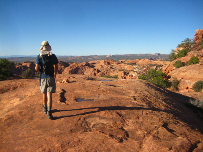 Canyonlands National Park is just 32 miles from Moab.