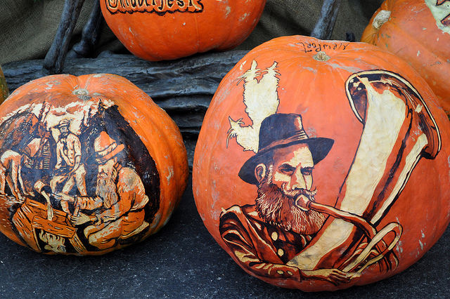 5. Pumpkin Festival at Escobar's Highland Farm, Portsmouth: September 24th