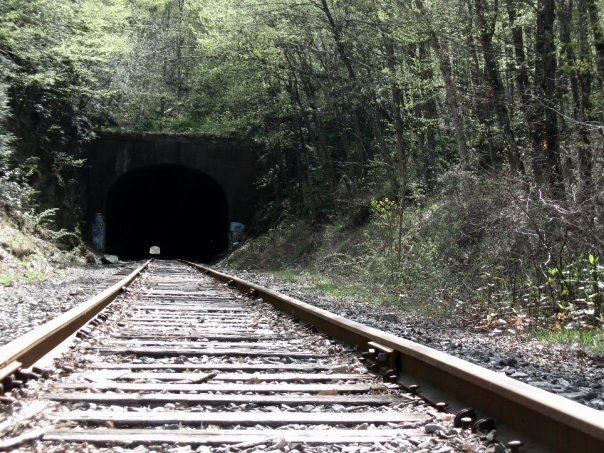 So who are the ghosts haunting the tunnel?