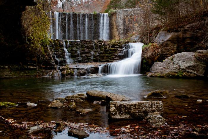 Take This Fall Foliage Road Trip To See Arkansas Like