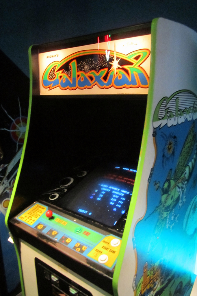 9. You spent all your allowance at Le Fun Arcade on Guadalupe.