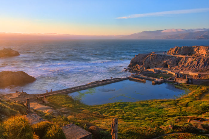 4. Sutro Baths: Ocean Beach