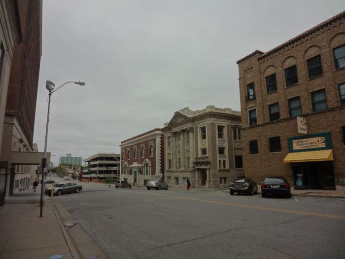 8. Downtown Topeka