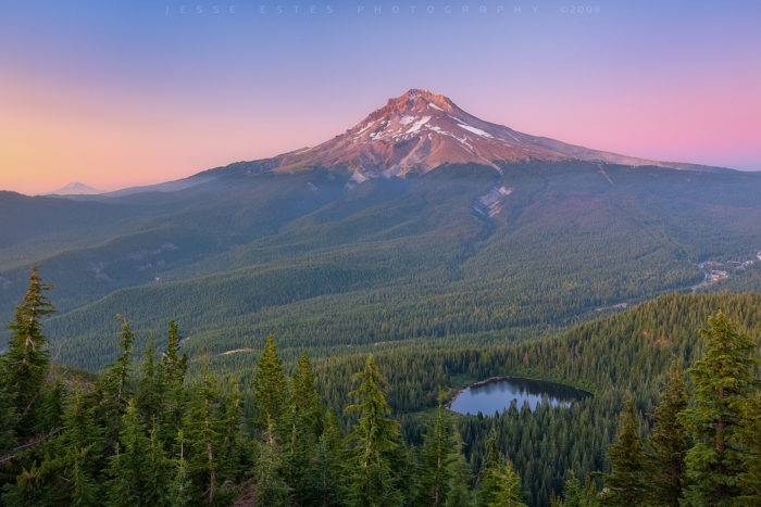 ...to our majestic Mount Hood, Washington's landscape is unparalleled.