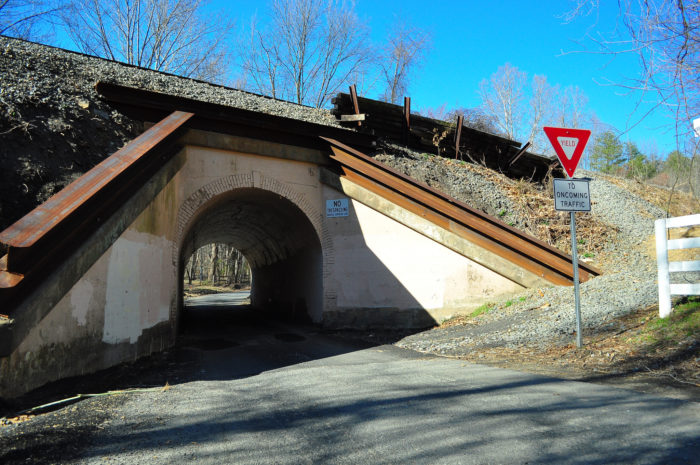 6. Bunnyman's Bridge (near Fairfax)