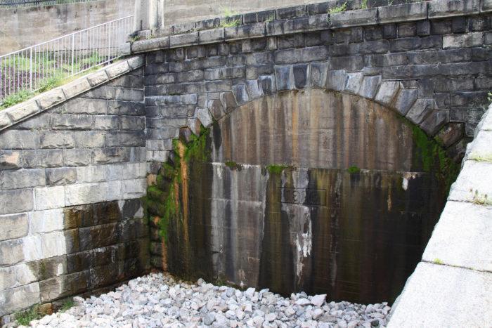 4. The Old Church Hill Tunnel (Richmond)