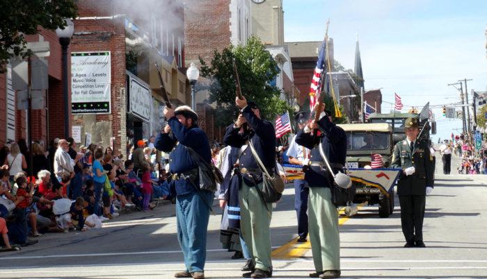 7. Mount Pleasant Glass & Ethnic Festival – Mount Pleasant