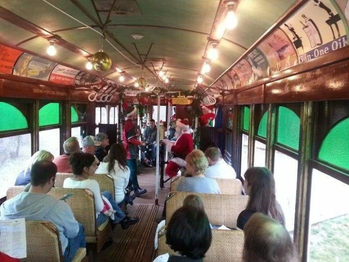 """Throw a birthday party aboard one of the historic trolleys. Bring a special group to the museum or give your loved one a gift of being """"Operator for an Hour,"""" which includes such fun benefits as an official certificate and a museum membership."""