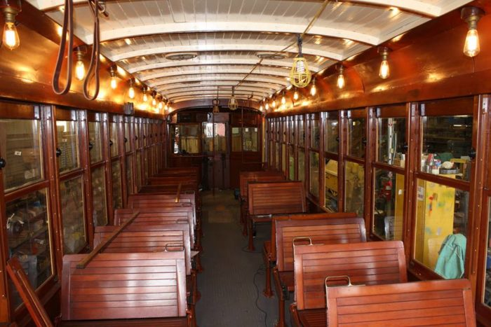 The Rockhill Trolley Museum hosts visitors Saturdays and Sundays from the end of May through October. Purchase tickets for an authentic trolley ride from 11 a.m. to 4:15 p.m.
