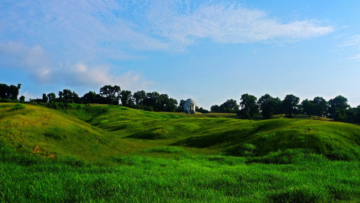 In the summer of 1863, one of the bloodiest battles of the Civil War took place on the lush greenery and rolling hills that now make up the Vicksburg National Military Park.