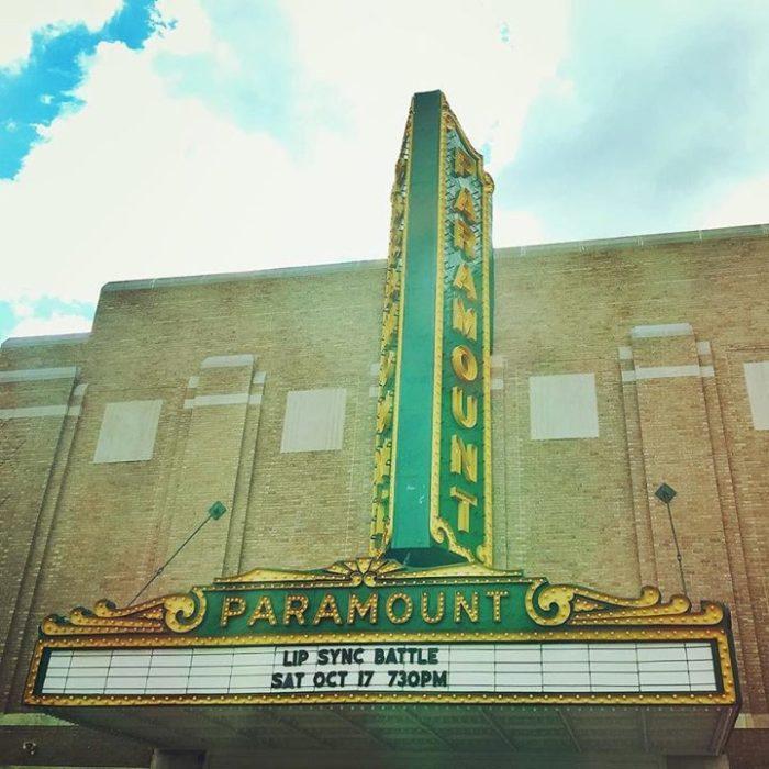 7. Paramount Arts Center, Ashland