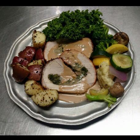 7. Patti's food.