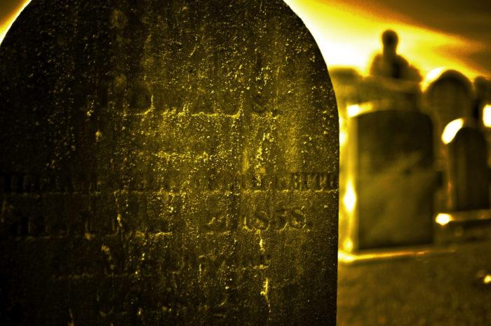 2. Lakeside Cemetery in Dover