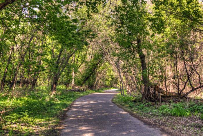 5. Lilydale Regional Park, St. Paul