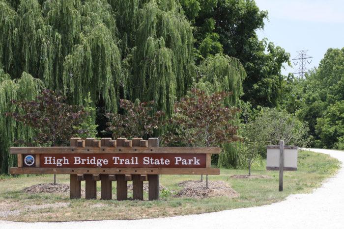 7. High Bridge Trail State Park (Farmville)