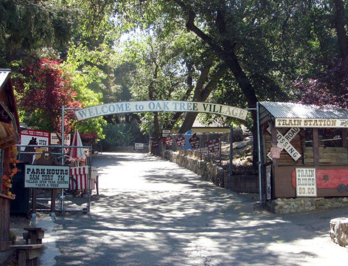 Welcome to Oak Tree Village!