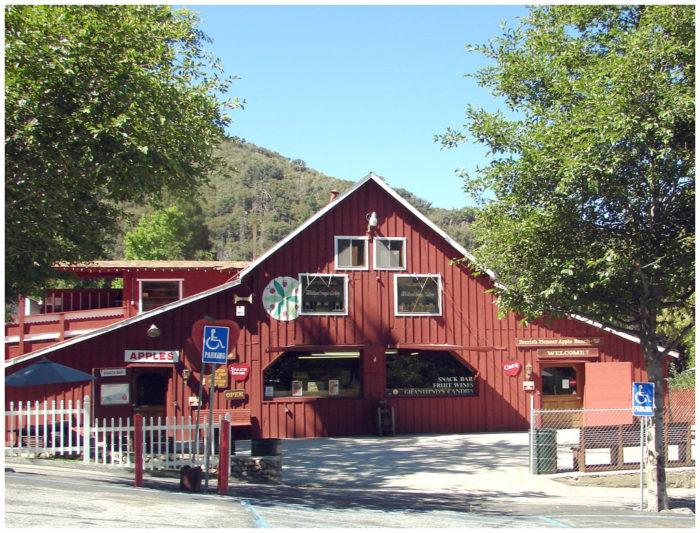 2. Parrish Pioneer Ranch -- 38561 Oak Glen Rd, Yucaipa, CA 92399