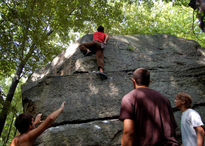 If you're looking to enjoy rock climbing, the Shawangunk Ridge is one of the best places you could ever visit.