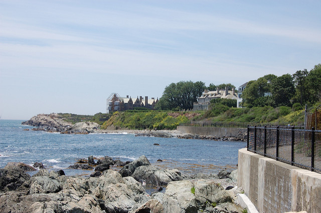 1. The Newport Cliff Walk became a designated national recreation trail in 1975.