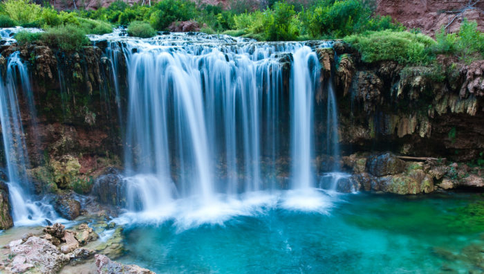 This Destination Has The Bluest Water In Arizona