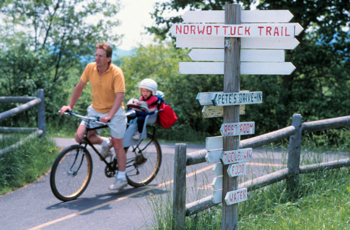 So what can you do in Hadley? Almost any outdoor activity you can think of.