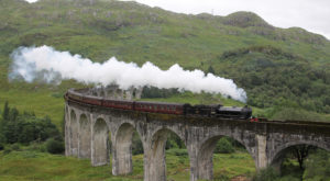 Take The Hogwarts Express Through Pennsylvania For A Trip You'll Never Forget