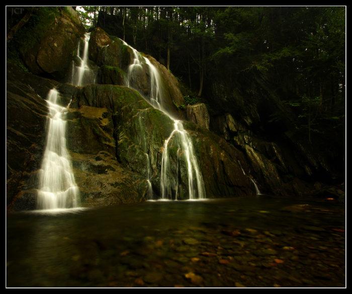 8.  Moss Glen Falls, Granville