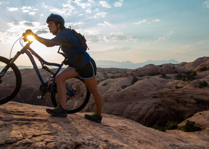 Moab offers solitude, especially if you're willing to wake up nice and early.