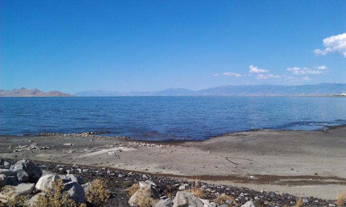 5. The Great Salt Lake
