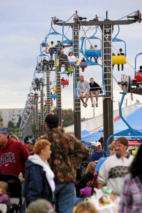 8. Bloomsburg Fair – Bloomsburg
