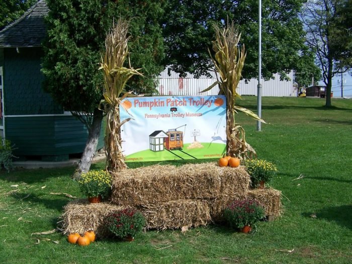 Add the trolley museum to your autumn itinerary. The Pumpkin Patch Trolley celebrates the spooktacular Halloween season and runs Fridays through Sundays the final three weekends of October.