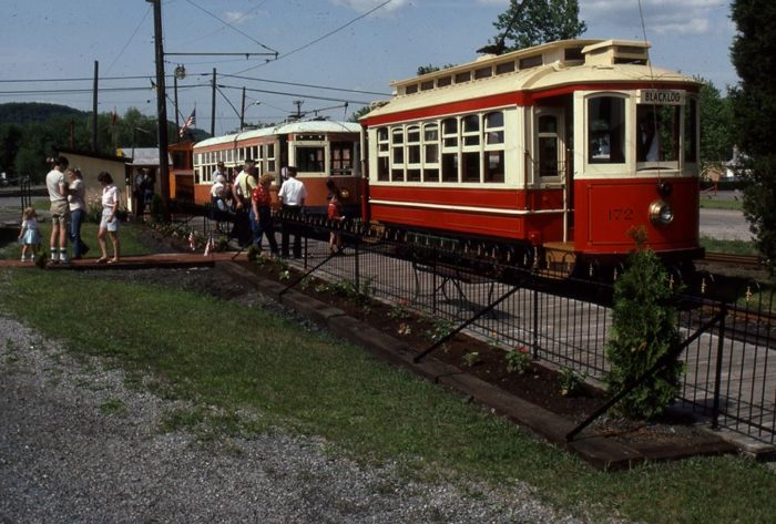 But, the real magic begins when you climb aboard one of the trolleys for an authentic trolley ride complete with the gentle dinging of the trolley bell that alerts you your journey is about to begin.