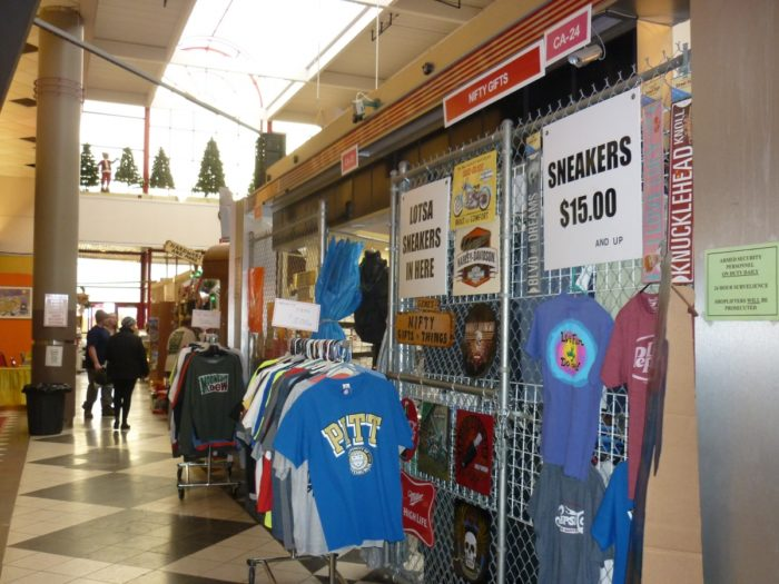 Grab a t-shirt to show support for your favorite local university or...