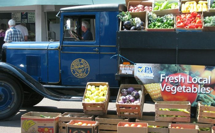 Today, the popular farmers market holds the distinction of being the lone outdoor market in Northeastern Pennsylvania that is owned and run by the same farmers who sell their goods there.