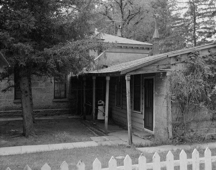 5. The Abraham Curry House – Carson City