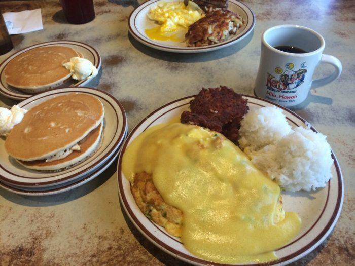 8. Ken's House of Pancakes, Hilo #2