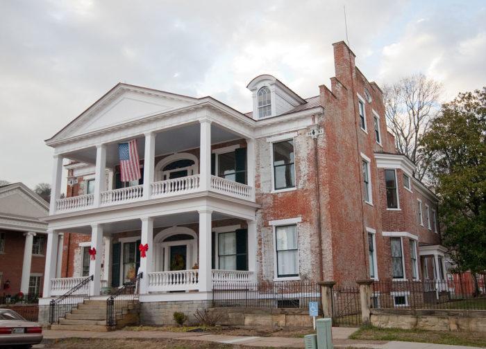 8. Phillips' Folly, Maysville
