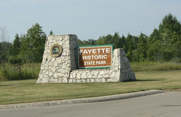 6. Fayette Fall Festival (October 1st, Fayette Historical State Park)