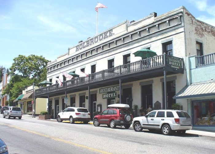 5. The Holbrook Hotel, Grass Valley