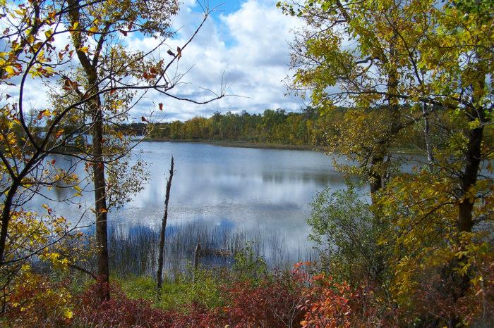 6. Lake Metigoshe, Bottineau