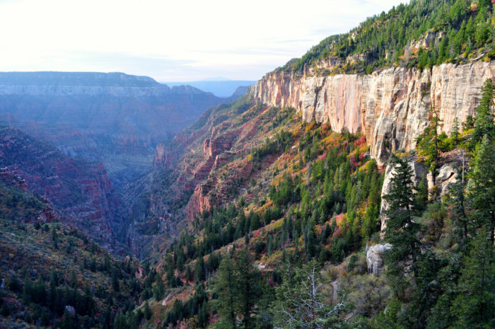 9. North Kaibab to Bright Angel Trails (Grand Canyon)