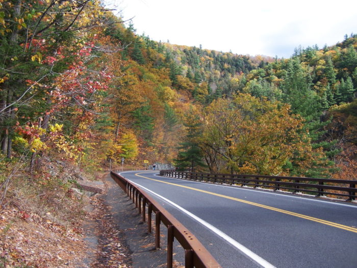 2. Take one of the most scenic loops you'll find out in the Catskills along Route 23A!