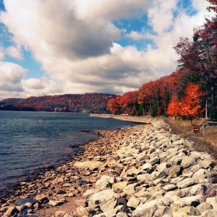 1. Deep Creek Lake