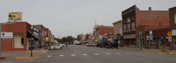10. Downtown Council Grove