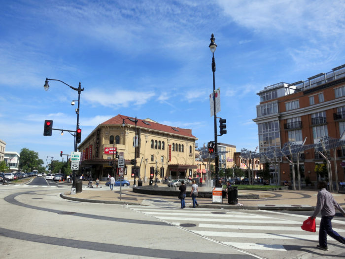 3. Columbia Heights /Mount Pleasant and Park view