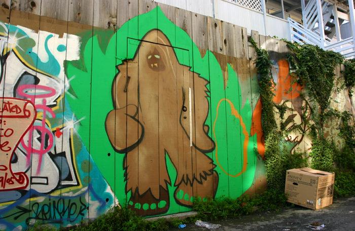 2. Bigfoot