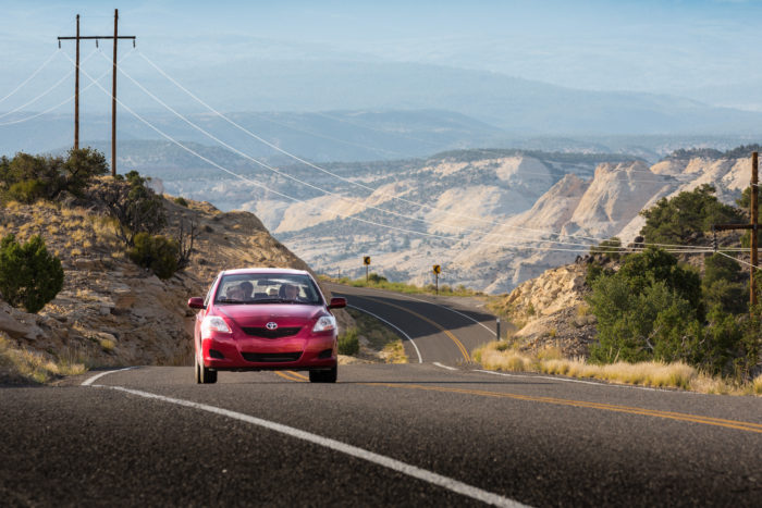 Reaching elevations of up to 9,000 feet, this drive is an epic journey for those who are not afraid of heights.