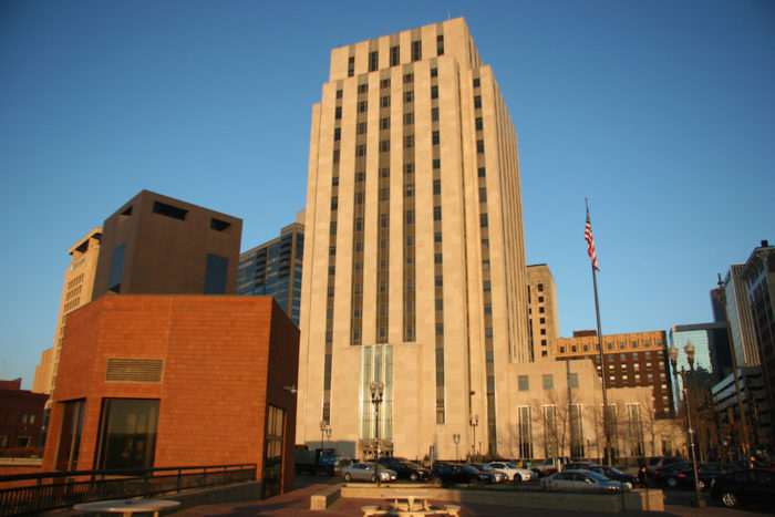 7. Ramsey County Courthouse, St. Paul