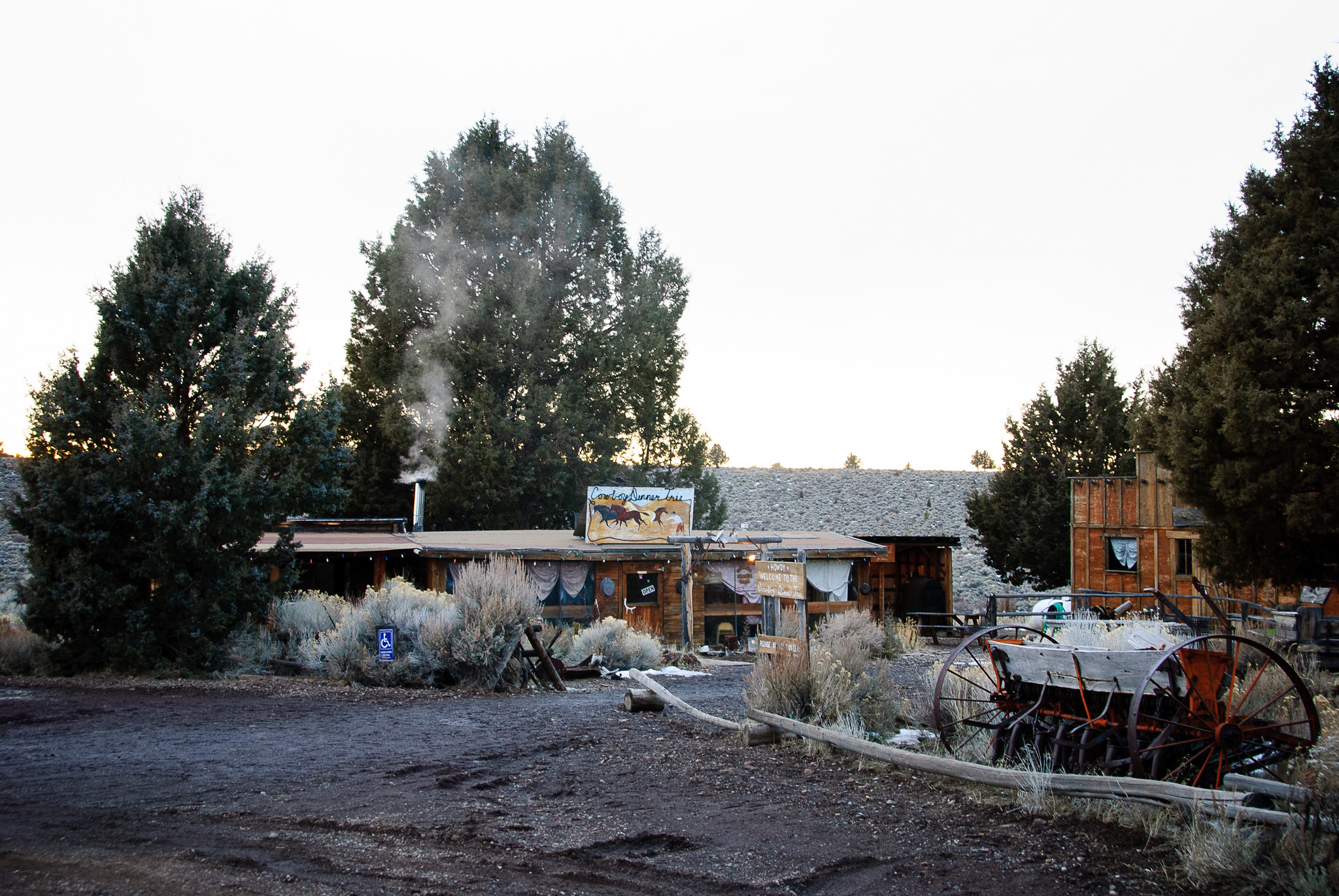 This Unique Restaurant In The Middle Of Nowhere In Oregon