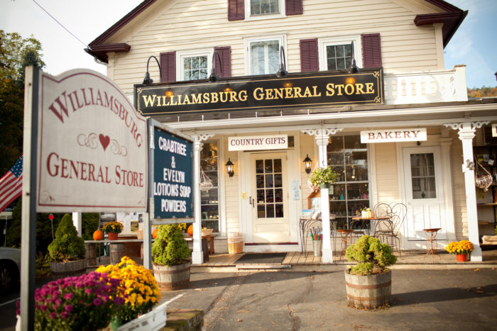 This classic, authentic general store is more than 115 years old.